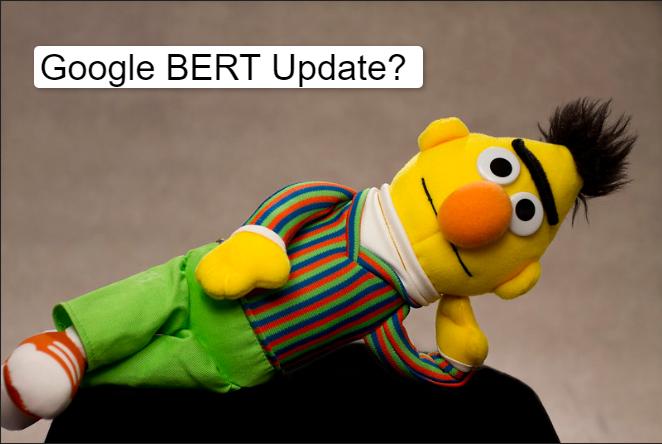 Google BERT Algorithm